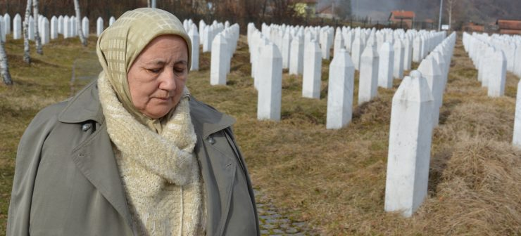Breaking the Silence: The Women of Bosnia