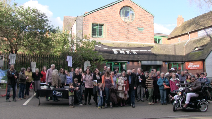 40 years of Birmingham Friends of the Earth