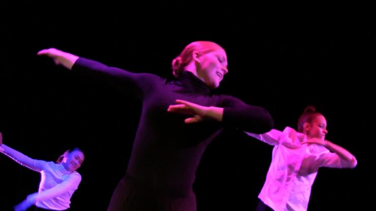 High – Keneish Dance
